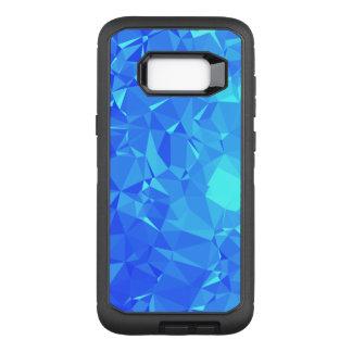 Funda Defender De OtterBox Para Samsung Galaxy S8+ Diseños geométricos elegantes y limpios - punto
