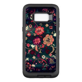Funda Defender De OtterBox Para Samsung Galaxy S8+ Estampado de plores del Victorian