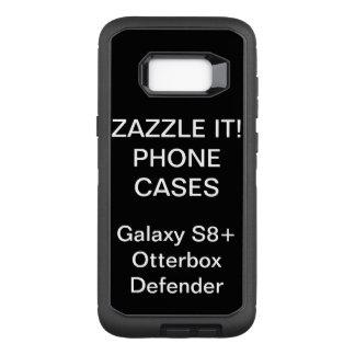 Funda Defender De OtterBox Para Samsung Galaxy S8+ Galaxia personalizada personalizado S8+ Caja del