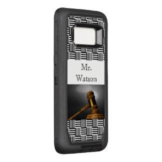 Funda Defender De OtterBox Para Samsung Galaxy S8 La asesoría jurídica de la justicia personaliza