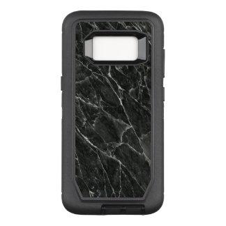 Funda Defender De OtterBox Para Samsung Galaxy S8 Mármol negro