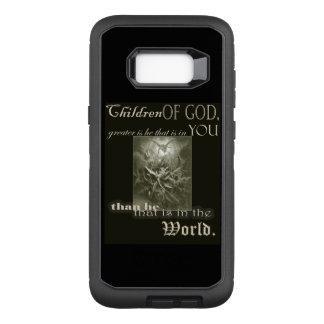 Funda Defender De OtterBox Para Samsung Galaxy S8+ Niños de la galaxia S8 de Samsung de dios+ caso
