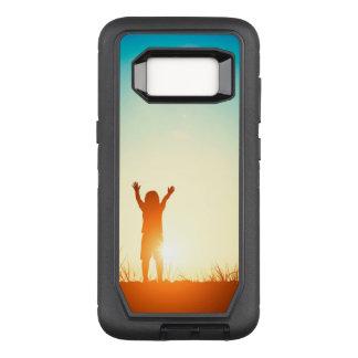 Funda Defender De OtterBox Para Samsung Galaxy S8 Serie de encargo del defensor de la galaxia S8 de