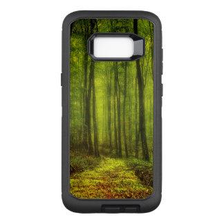 Funda Defender De OtterBox Para Samsung Galaxy S8+ Trayectoria en las maderas