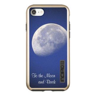 Funda DualPro Shine De Incipio Para iPhone 8/7 A la LUNA y a la parte posterior