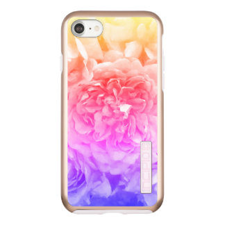 Funda DualPro Shine De Incipio Para iPhone 8/7 Color de rosa amarillo, rosado, púrpura de moda