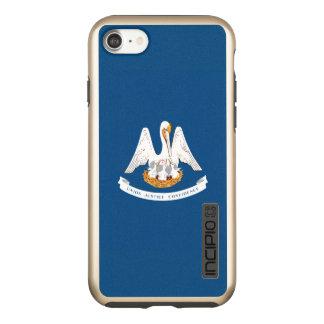 Funda DualPro Shine De Incipio Para iPhone 8/7 Gráfico dinámico de la bandera del estado de