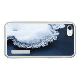 Funda DualPro Shine De Incipio Para iPhone 8/7 Hielo, nieve y agua móvil