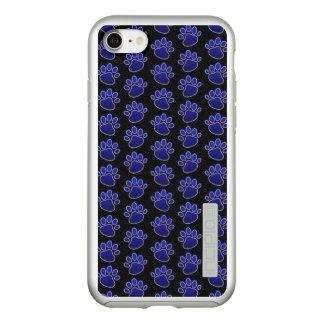 Funda DualPro Shine De Incipio Para iPhone 8/7 Impresión de la pata