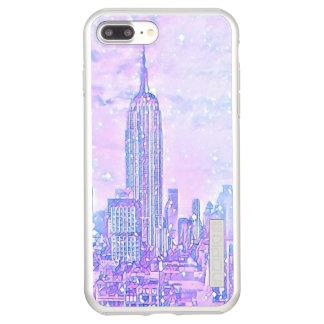 Funda DualPro Shine De Incipio Para iPhone 8 Plus/ iPhone 8/7 de la vida de ciudad más