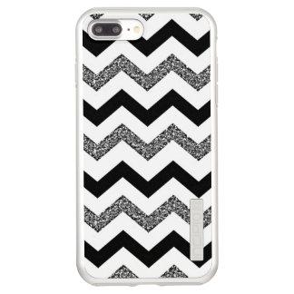 Funda DualPro Shine De Incipio Para iPhone 8 Plus/ iPhone blanco 7 Incipio más de Chevron del