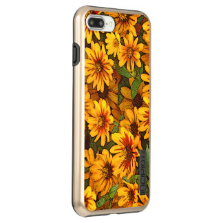 "Funda DualPro Shine De Incipio Para iPhone 8 Plus/ ""Margaritas"" /yellow de Gloriosa con colores"