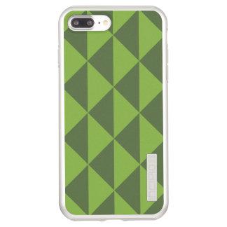 Funda DualPro Shine De Incipio Para iPhone 8 Plus/ Modelo de la flecha del verdor de la col rizada