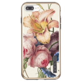 Funda DualPro Shine De Incipio Para iPhone 8 Plus/ Ramo del vintage