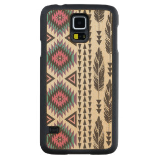 FUNDA FINA DE ARCE PARA GALAXY S5 DE CARVED