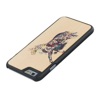 FUNDA FINA DE ARCE PARA iPhone 6 DE CARVED