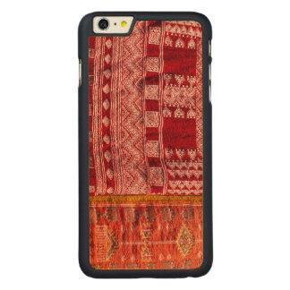 Funda Fina De Arce Para iPhone 6 Plus De Carved Alfombra roja en el mercado