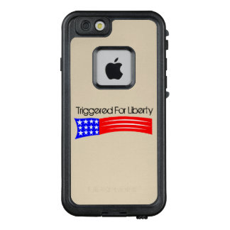 Funda FRÄ' De LifeProof Para iPhone 6/6s Accionado para el caso de Lifeproof de la libertad