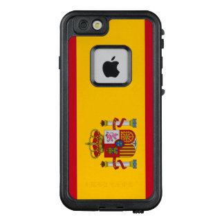 Funda FRÄ' De LifeProof Para iPhone 6/6s Bandera de España
