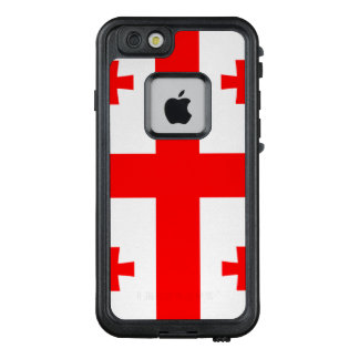 Funda FRÄ' De LifeProof Para iPhone 6/6s Bandera de Georgia