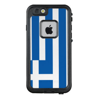Funda FRÄ' De LifeProof Para iPhone 6/6s Bandera de Grecia