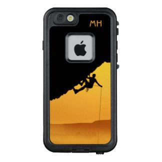 """Funda FRÄ' De LifeProof Para iPhone 6/6s """"DESAFÍA"""" los casos impermeables del monograma de"""