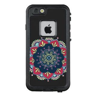 Funda FRÄ' De LifeProof Para iPhone 6/6s Ejemplo colorido de la mandala