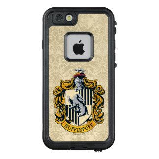 Funda FRÄ' De LifeProof Para iPhone 6/6s Escudo de Hufflepuff