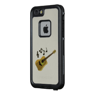 Funda FRÄ' De LifeProof Para iPhone 6/6s Guitarra clásica