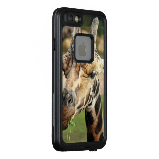 Funda FRÄ' De LifeProof Para iPhone 6/6s jirafa dulce