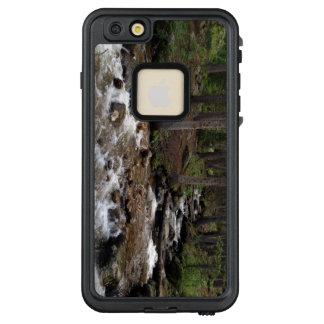 Funda FRÄ' De LifeProof Para iPhone 6/6s Plus Cala de la montaña rocosa