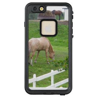 Funda FRÄ' De LifeProof Para iPhone 6/6s Plus Dos caballos