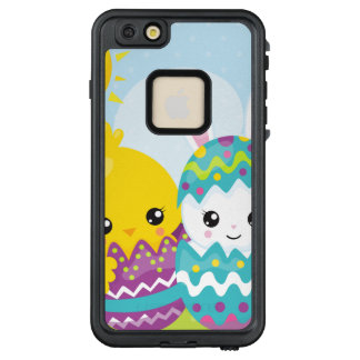 Funda FRÄ' De LifeProof Para iPhone 6/6s Plus Dúo lindo de pascua