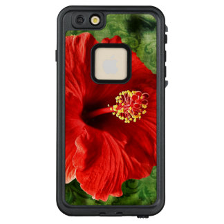 Funda FRÄ' De LifeProof Para iPhone 6/6s Plus Hibisco
