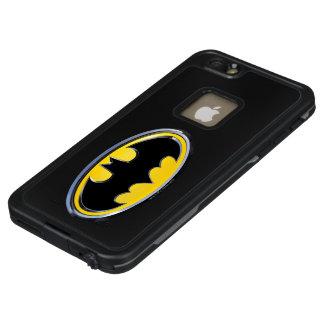Funda FRÄ' De LifeProof Para iPhone 6/6s Plus Logotipo clásico del símbolo el | de Batman