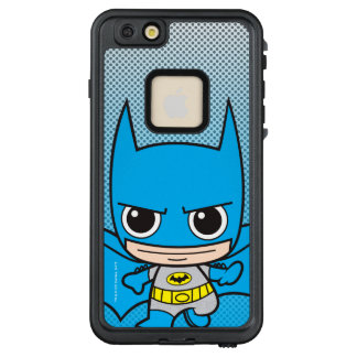 Funda FRÄ' De LifeProof Para iPhone 6/6s Plus Mini funcionamiento de Batman