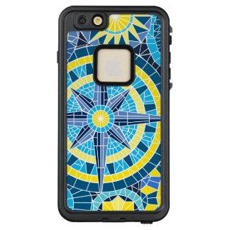 Funda FRÄ' De LifeProof Para iPhone 6/6s Plus Mosaico del molinillo de viento