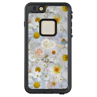 Funda FRÄ' De LifeProof Para iPhone 6/6s Plus Primavera nupcial del boda floral del ramo de las