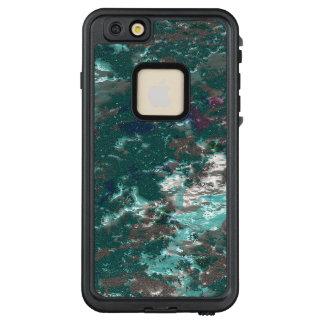 Funda FRÄ' De LifeProof Para iPhone 6/6s Plus superficie 6 del planeta de la fantasía