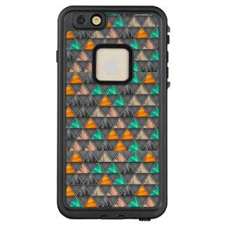 Funda FRÄ' De LifeProof Para iPhone 6/6s Plus Triángulos