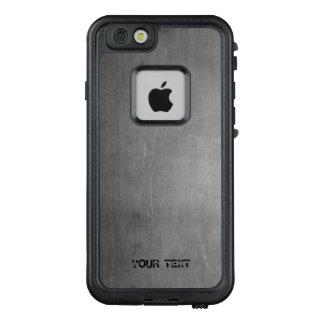Funda FRÄ' De LifeProof Para iPhone 6/6s Textura cepillada del metal