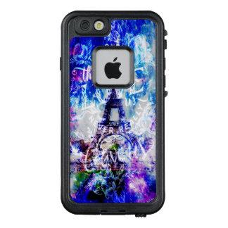 Funda FRÄ' De LifeProof Para iPhone 6/6s Universo París del arco iris las que nos aman
