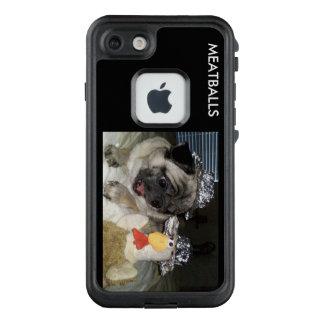 FUNDA FRÄ' DE LifeProof  PARA iPhone 7 ALBÓNDIGAS
