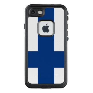 Funda FRÄ' De LifeProof Para iPhone 7 Bandera de Finlandia