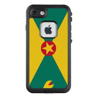 Funda FRÄ' De LifeProof Para iPhone 7 Bandera de Grenada
