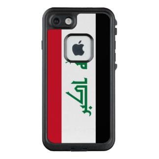 Funda FRÄ' De LifeProof Para iPhone 7 Bandera de Iraq