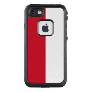 Funda FRÄ' De LifeProof Para iPhone 7 Bandera de Mónaco