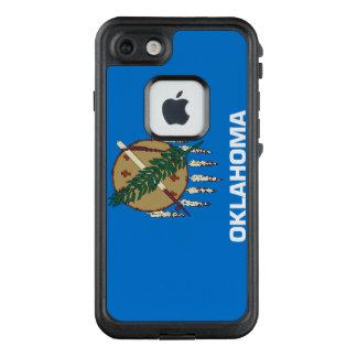Funda FRÄ' De LifeProof Para iPhone 7 Bandera de Oklahoma