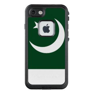 Funda FRÄ' De LifeProof Para iPhone 7 Bandera de Paquistán