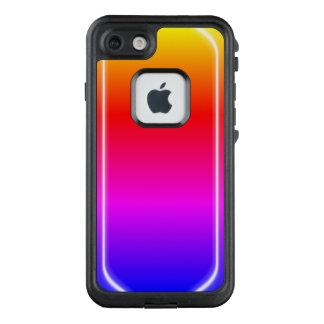Funda FRÄ' De LifeProof Para iPhone 7 Brillo del arco iris